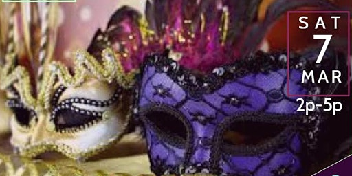 Masquerade Vision Board Party