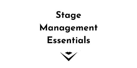 Stage Management Essentials (3-part workshop series | Feb 24, 26, 28) tickets