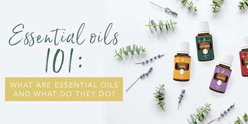 Essential Oils 101 + Toxic Free Living