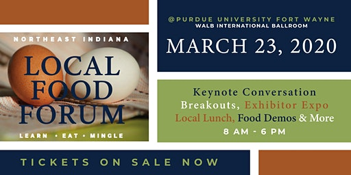 NE Indiana Local Food Forum