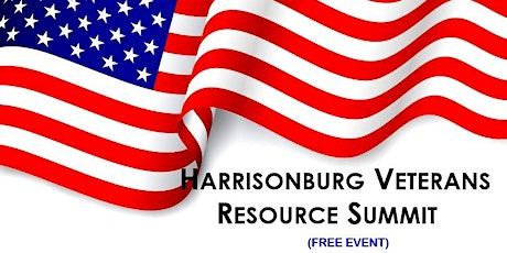 Harrisonburg Veterans Resource Summit tickets