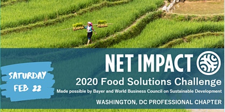2020 Food Solutions Challenge tickets