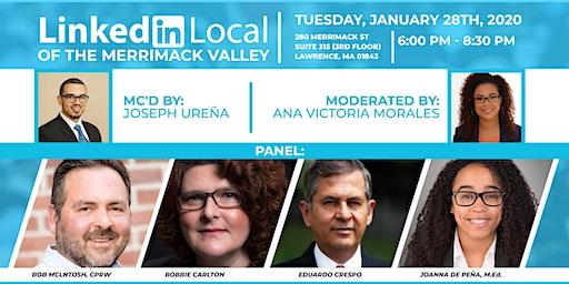LinkedIn Local of The Merrimack Valley