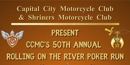 50th Annual Rolling on the River Poker Run