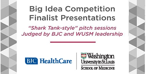 Big Ideas Competition 2020 Finalist Presentation: Shark Tank