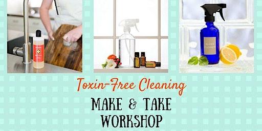 Spring Cleaning DIY Make & Take Event