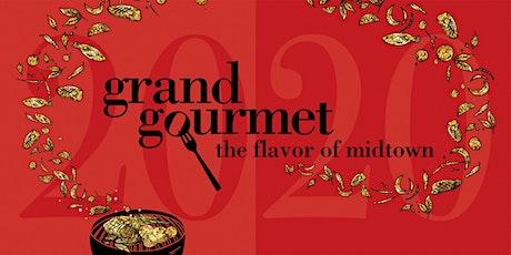 Grand Gourmet 2020 tickets