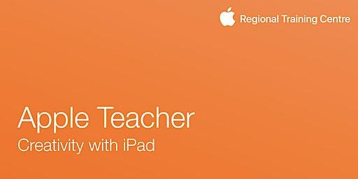 Apple Teacher- Creativity With iPad