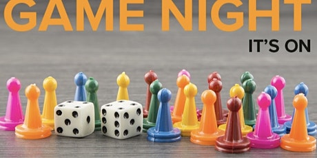 Games and Debate Night tickets