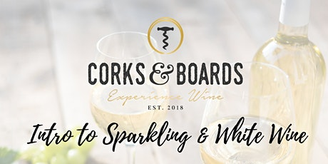 Intro to Sparkling & White Wine Varietals (3 of 4 - Wine Education Series) tickets