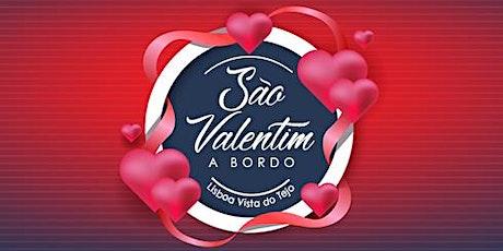 São Valentim a Bordo tickets