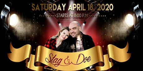 Dave & Nicole's Stag and Doe tickets