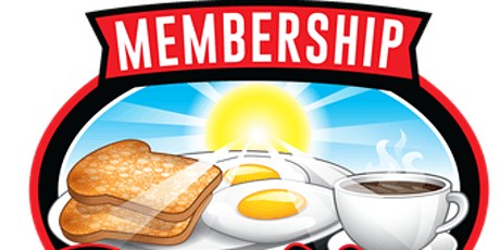 Seatack Membership Breakfast tickets