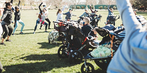 Fit4Mom Thousand Oaks Stroller Strides then Moorpark Zoo