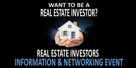 LONG ISLAND REAL ESTATE INVESTOR INFORMATION MEETING- Network & Learn tickets