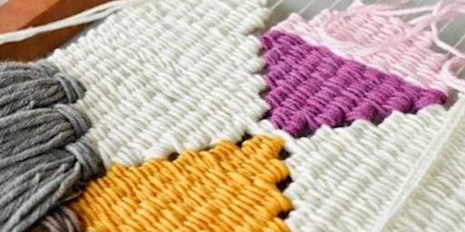 Beginning Tapestry Weaving: The Sampler