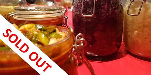 Gardening Lady Kimchi and Sauerkraut Fermentation