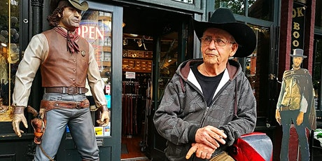 STREET PHOTOGRAPHY WORKSHOP with a National Geographic Photographer tickets