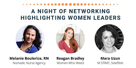 Women in Entrepreneurship: A Night of Networking by WIL Ottawa tickets