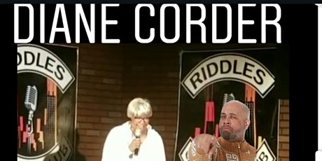 DIANE CORDER / FOOLISH at Riddles Presented by Damon Williams  tickets