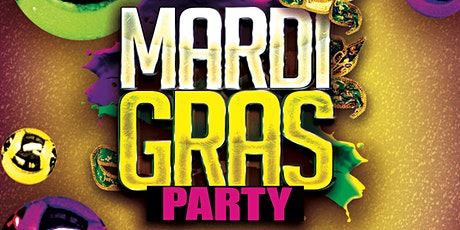 OTTAWA MARDI GRAS PARTY 2020  @ THE GREEN ROOM | OFFICIAL MEGA PARTY! tickets