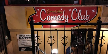 New Year's Eve Comedy Show in our Cellar at Greenwich Village Comedy Club tickets