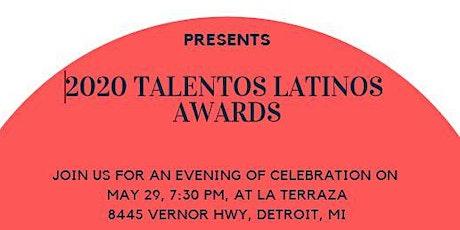 2020 The Talentos Latinos Awards tickets
