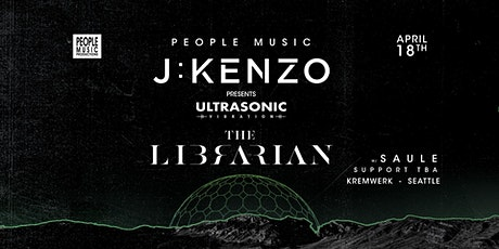 People Music Presents // J:Kenzo, The Librarian tickets