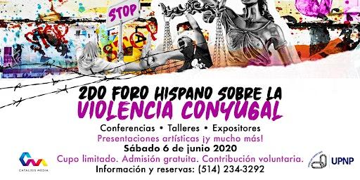 Foro hispano sobre la violencia conyugal (2020)