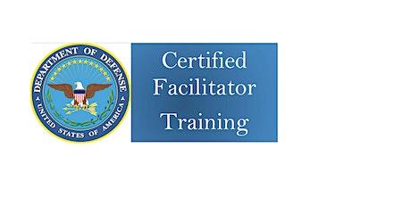OSD Certified Facilitator Training tickets