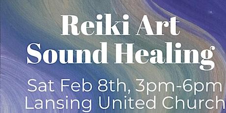 Reiki Art Sound Healing tickets