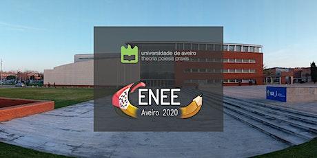 ENEE - Encontro Nacional de Estudantes de Educação bilhetes