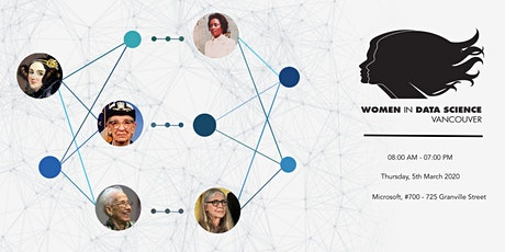 Women in Data Science Conference, Vancouver 2020 tickets