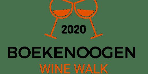 Boekenoogen Wine Walk