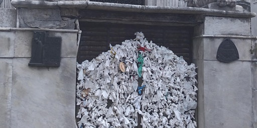 Día de los enamorados: Historias de amor en el Cementerio de la Recoleta
