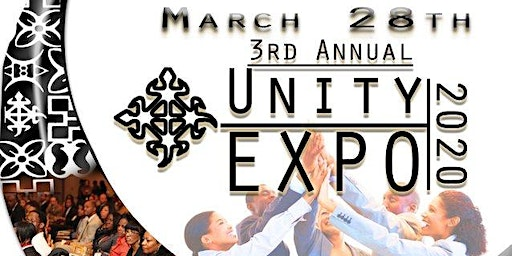 3rd Annual Unity Expo 2020