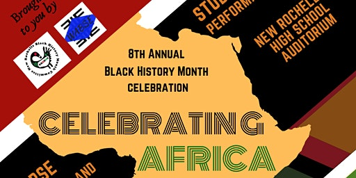 Black History Month Celebration 2020- New Rochelle