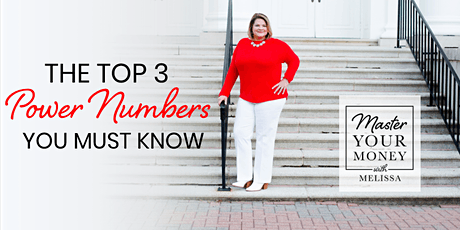 THE TOP 3 POWER NUMBERS YOU MUST KNOW 2020 Workshop tickets