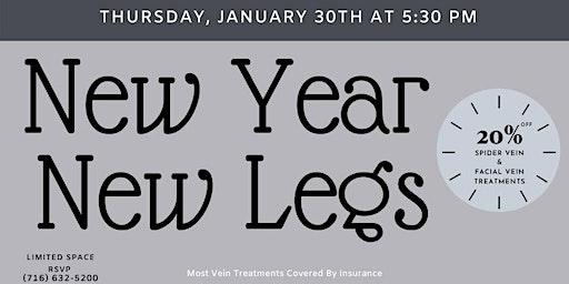 New Year, New Legs VEIN EVENT