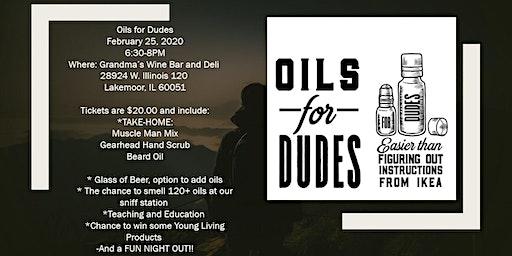 Oils for Dudes