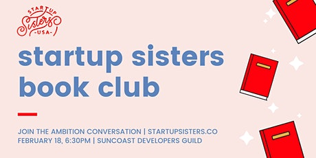 Book Club for Boss Women ⚡ Presented by Startup Sisters Tampa tickets