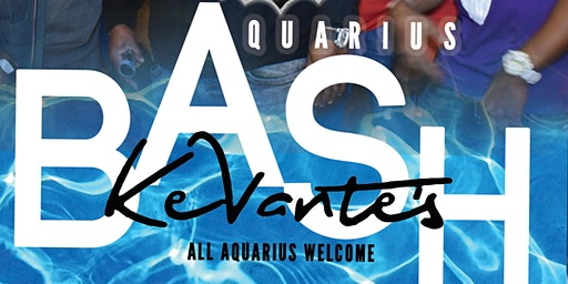 All Aquarius Bash