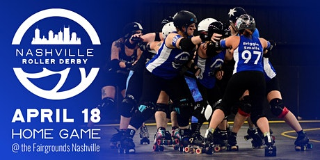 Nashville Roller Derby April 2020 Doubleheader tickets