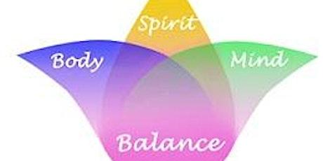 Mind, Body, Spirit Balance with Ayurveda tickets