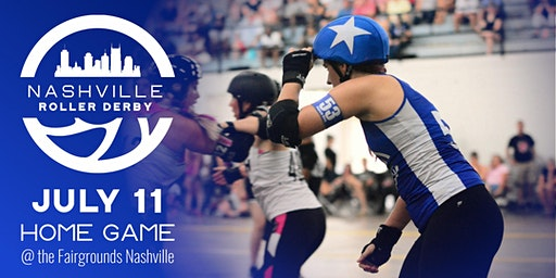 Nashville Roller Derby July 2020 Doubleheader