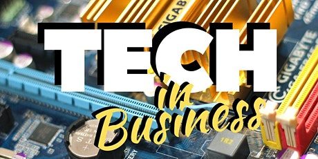 Tech in Business Conference tickets