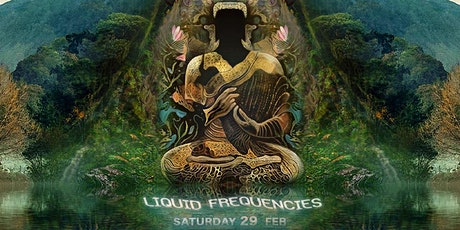 Liquid Frequencies - Garden Pool Party tickets