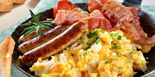 Messiah's Men Breakfast