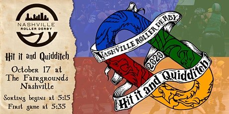 Nashville Roller Derby 6th Annual Hit It & Quidditch Tournament tickets
