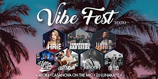Vibe Fest Guam 2020